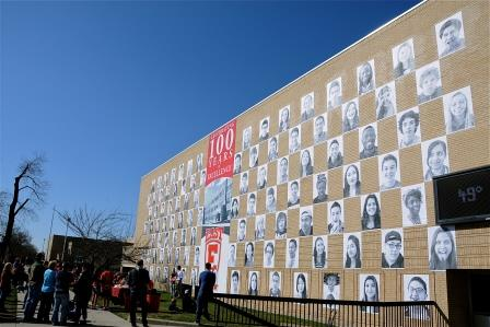 "You can become part of the world's largest art project by contributing to an essential local conversation about the ""We Are One Inside Out Project"" at East High in Salt Lake City. This student-initiated project is part of a global effort to ""turn the world inside out"" and ""show the world its true face"" (see http://www.insideoutproject.net).  Please share your opinions about the project at East High below.  The Utah Humanities Council will post a compilation of these anonymous responses on our website in early summer."