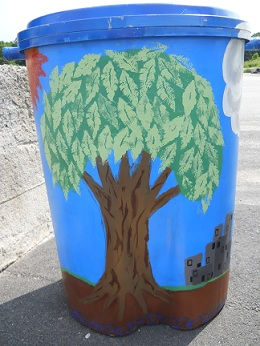Tree<br>Artist: Cocheco Arts and Technology Academy (CATA) Students & Teachers<br><br>Students & Teachers:<br>Cantey Smith<br>Meghan Sampson<br>Tristan Toffit<br>Brett Fletcher<br>Griffin Bartlett<br>Mikaela Richards<br><br>School website: http://cochecoarts.org/joomla/