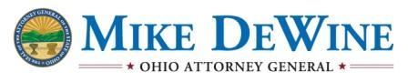 AGO DeWine Logo