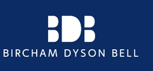 BDB logo white