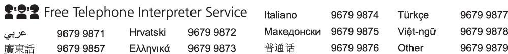Phone interpreter service