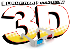 Leadership 3D glasses