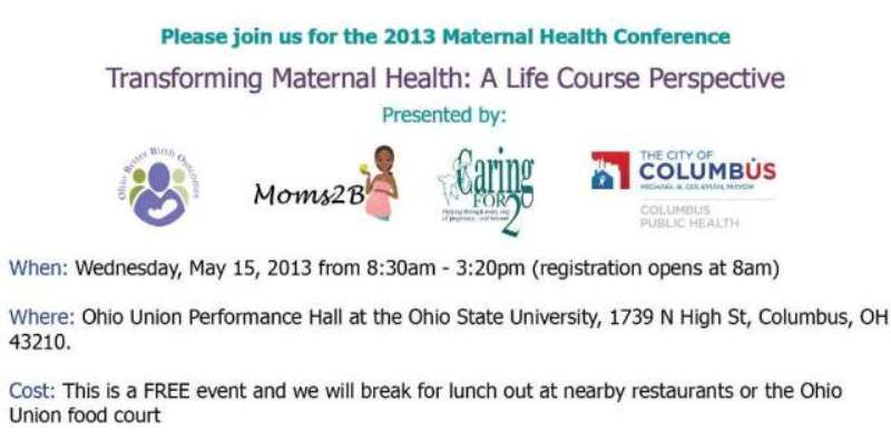 Transforming Maternal Health