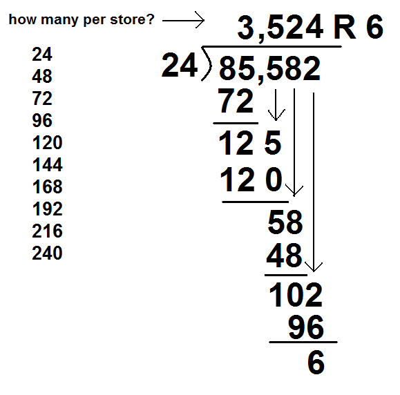 Grade 4 Long Division Worksheets printable division worksheets – Long Division Worksheets with Answers
