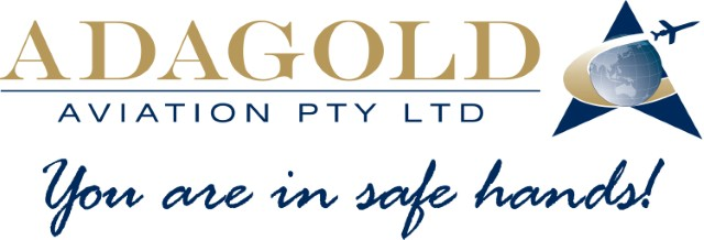 Adagold Aviation Logo