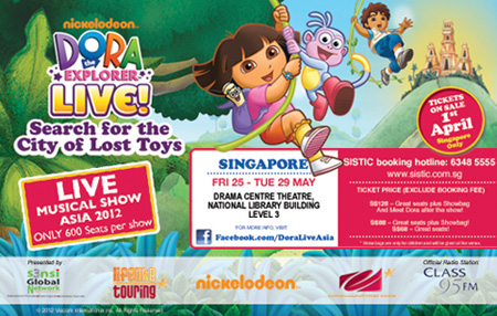 May Show And Tell Dora The Explorer Survey