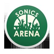 Sonics Arena Logo
