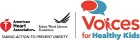 Voices for Healthy Kids logo