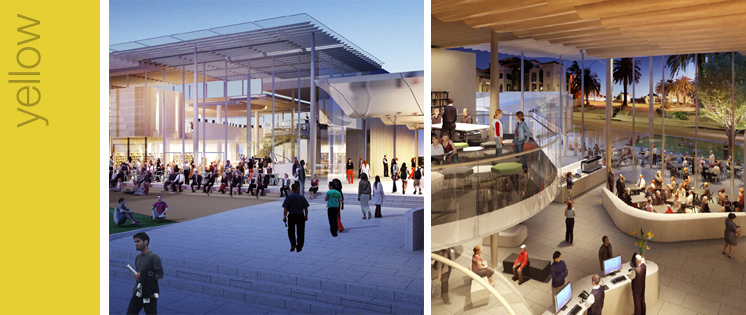 Marvelous New Marrickville Library Concept Design Survey Largest Home Design Picture Inspirations Pitcheantrous