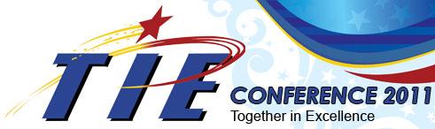 TIE Conference logo