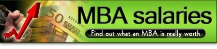 MBAsalaries Logo