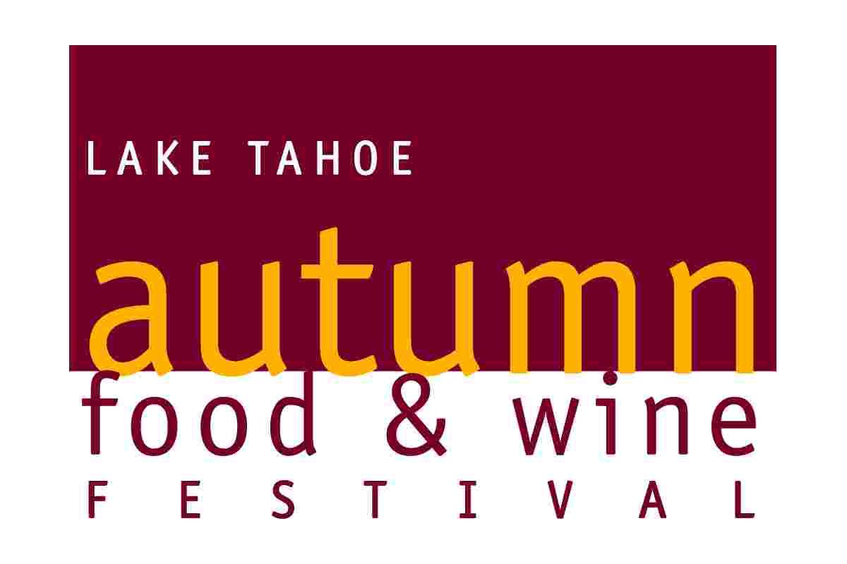 Autumn Food & Wine Logo