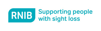 RNIB, supporting people with sight loss