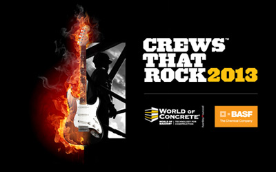 Crews That Rock 2013