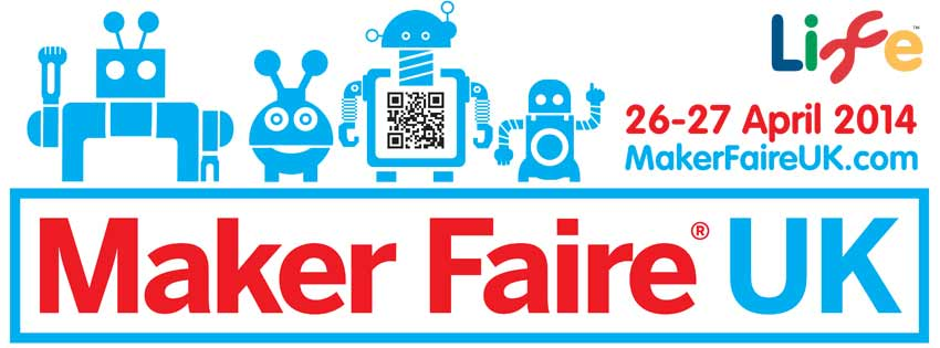 Maker Faire UK at Life