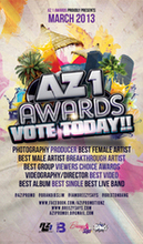 2nd Annual Az 1 Awards Voting