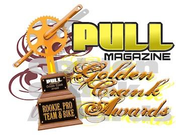Pull Mag  Golden Crank