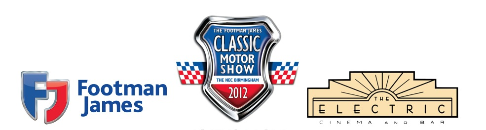 The Footman James Classic Motor Show Film Festival Survey