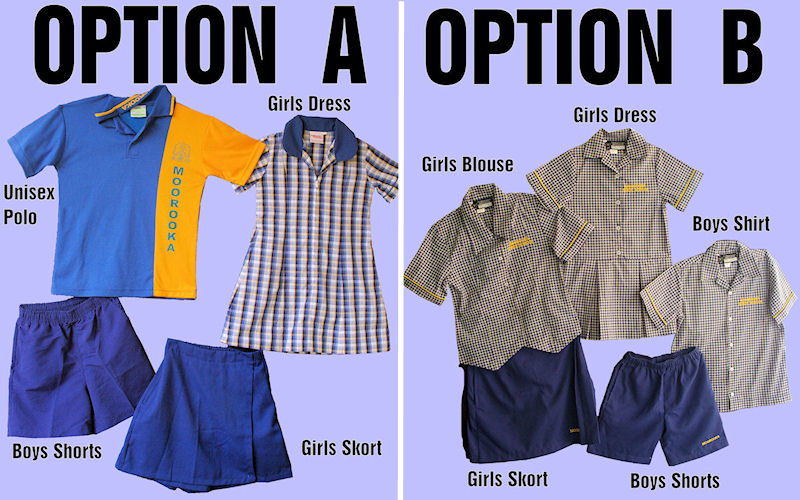 ... STATE SCHOOL UNIFORM VOTE Survey MOOROOKA STATE SCHOOL UNIFORM VOTE