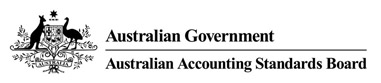 Australian Accounting Standards Board