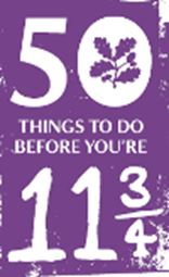 50 things logo