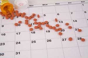 Pill Calendar - Academic Calendar