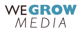We Grow Media