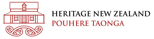 Heritage New Zealand logo