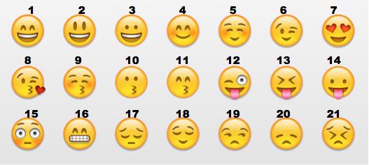 Emoji  The Best ...I 95 Exit 29