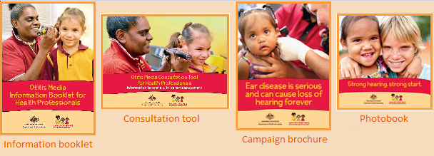 The Otitis Media Resource Kit for Health Professionals: