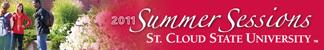 2011 Summer Sessions SCSU