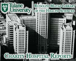Charity Hospital Reports logo