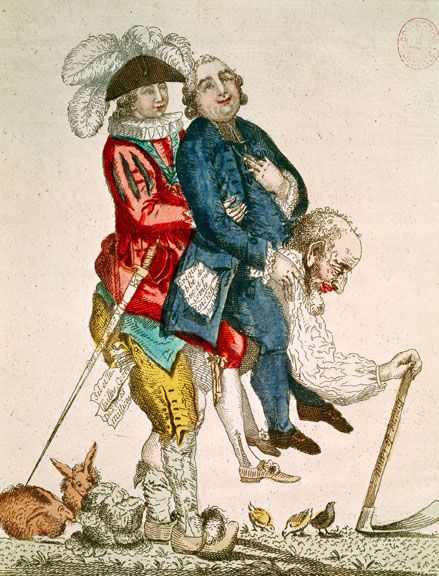 an analysis of political upheavals of the french revolution Dq fous : the french revolution discuss the political, economic student analysis document 3 source: in the french revolution revolution part of the world's political tradition the french revolution continued.