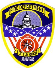 Little Rock Fire Department Emblem