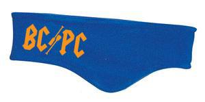 Blue BCPC Headband