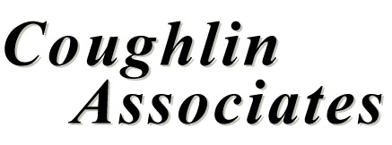 Coughlin Associates, Digital Storage Consulting