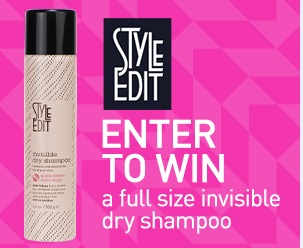 FREE Dry Shampoo from Style Ed...
