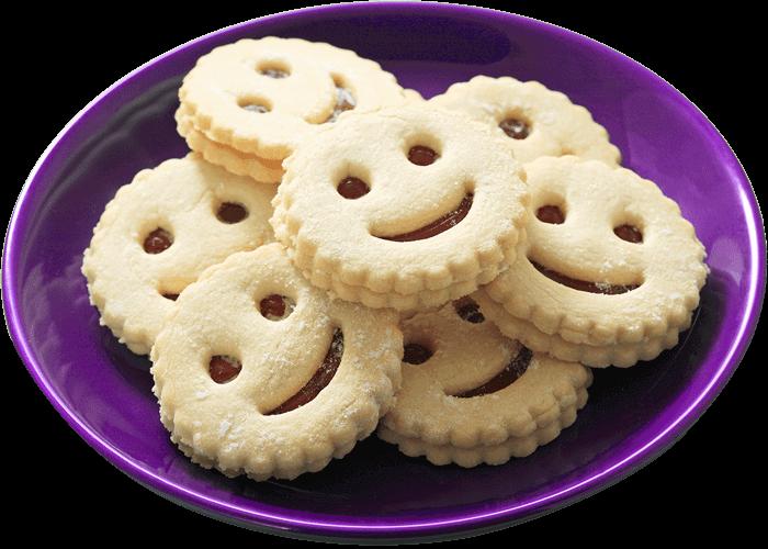 cookies-plate