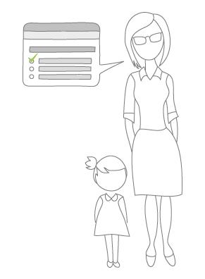 Harvard Education Survey Illustration