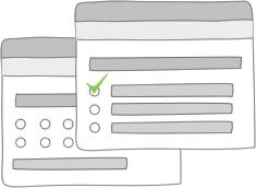 Survey Types Illustration