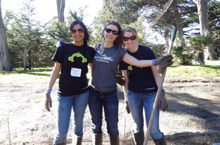 On-the-Clock Volunteering