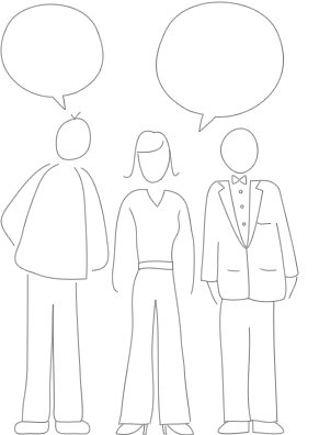 Customer Satisfaction Surveys Illustration