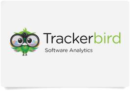 Logotipo de Trackerbird
