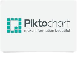 Logotipo de Piktochart